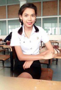 รูปนักศึกษาสวย