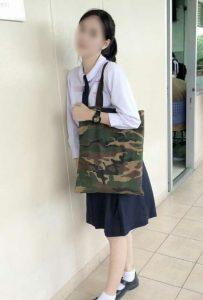 หีสาวนักเรียน