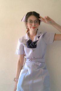 รูปสาวสวย สาวพยาบาลสุดน่ารัก
